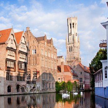 uitstapjes Brugge
